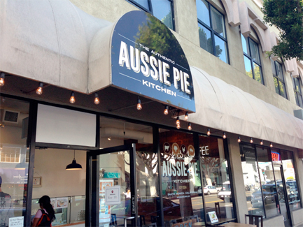 aussie pie kitchen